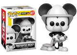 Firefighter Mickey 427  [Damaged: 7.5/10]