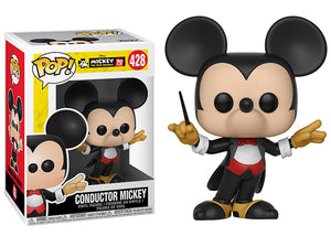 Conductor Mickey 428