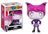 Jinx (Teen Titans Go!) 430 - Toys R Us Exclusive  [Damaged: 7/10]