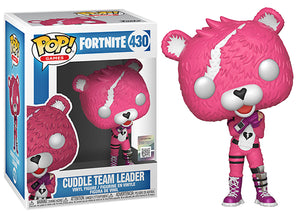 Cuddle Team Leader (Fortnite) 430  [Damaged: 7.5/10]