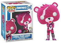 Cuddle Team Leader (Flocked, Fortnite) 430  - GameStop Exclusive  [Damaged: 6/10]