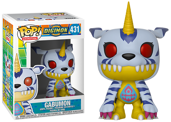 Gabumon (Digimon) 431 [Damaged: 6/10]