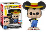 Little Whirlwind Mickey 432 - 2018 Fall Convention Exclusive  [Damaged: 7/10]