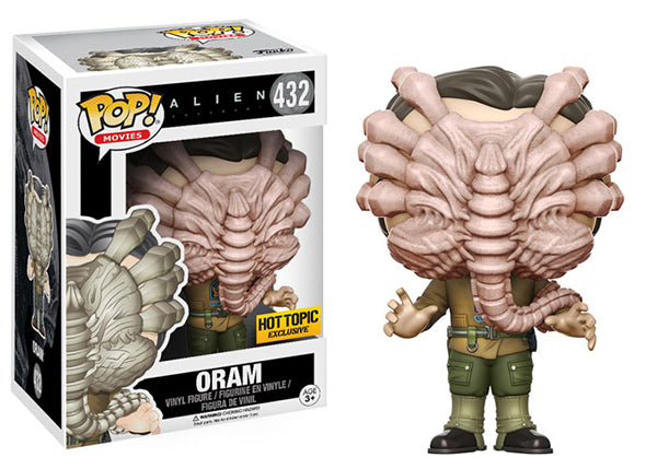 Oram (Alien Covenant) 432 - Hot Topic Exclusive