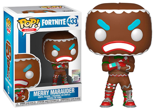 Merry Marauder (Fortnite) 433  [Damaged: 7.5/10]