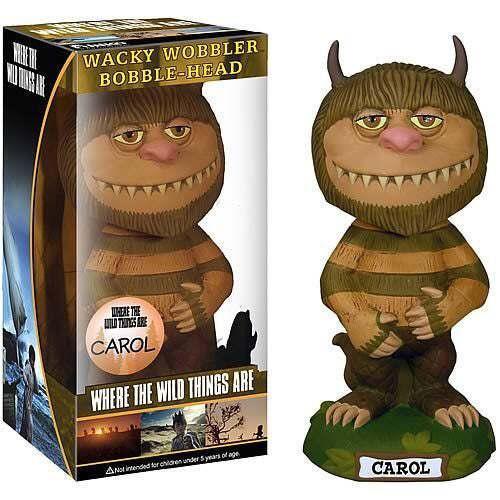 Funko Wacky Wobbler Carol (Where The Wild Things Are)