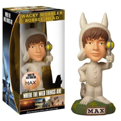 Funko Wacky Wobbler Max (Where The Wild Things Are)