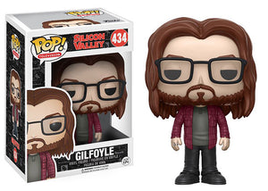 Gilfoyle (Silicon Valley) 434  [Damaged: 7.5/10]
