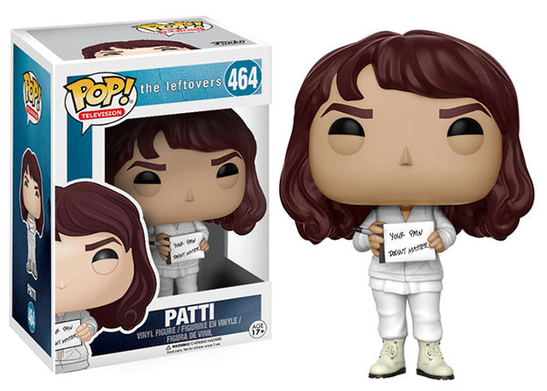 Patti (The Leftovers) 464  [Damaged: 7/10]