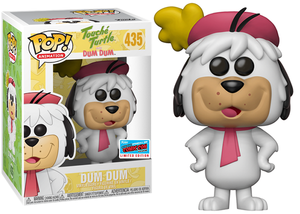 Dum Dum (Touche Turtle, Hanna Barbera) 435 - 2018 NYCC Exclusive  [Damaged: 7/10]