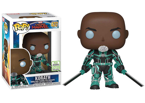 Korath (Starforce Suit, Captain Marvel) 437 - 2019 Spring Convention Exclusive