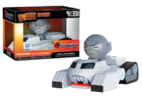 Dorbz Ridez Panthro with Thundertank 43 - Funko Shop Exclusive /3000 made  [Damaged: 7/10]