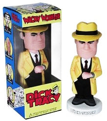 Funko Wacky Wobbler Dick Tracy