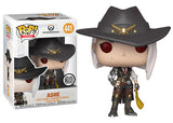 Ashe (First to Market, Overwatch) 441 - 2018 BlizzCon Exclusive