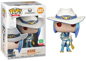 > Ashe (Winter, Overwatch) 441 - Funko Shop Exclusive