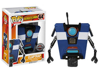 Claptrap (Blue, Borderlands) 44 - GameStop Exclusive
