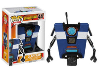 Claptrap (Blue, Borderlands) 44
