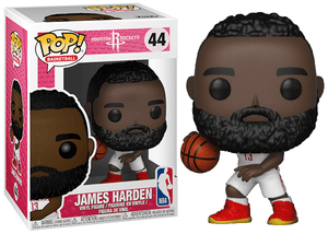 James Harden (Home Jersey, Houston Rockets, NBA) 44  [Damaged: 7/10]