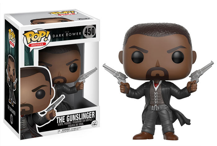 The Gunslinger (The Dark Tower) 450 **Vaulted**  [Damaged: 7.5/10]