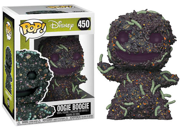 Oogie Boogie (Without Sack, The Nightmare Before Christmas) 450  [Damaged: 6/10]