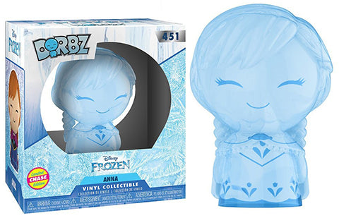 Dorbz Anna (Ice, Frozen) 451  **Chase**  [Damaged: 7/10]