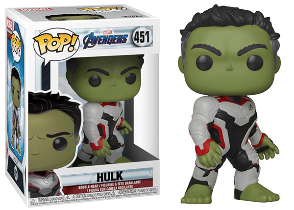 Hulk (Quantum Realm Suit, Endgame) 451  [Damaged: 7.5/10]