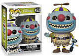 Clown (The Nightmare Before Christmas) 452  [Damaged: 6/10]