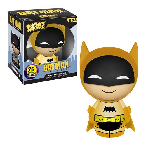 Dorbz Batman (Rainbow, Yellow) 036