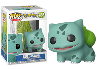 Bulbasaur (Pokemon) 453  [Damaged: 7.5/10]