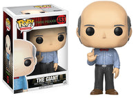 The Giant (Twin Peaks) 453  [Damaged: 7.5/10]
