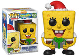 Spongebob Squarepants (Holiday) 453  [Damaged: 7.5/10]