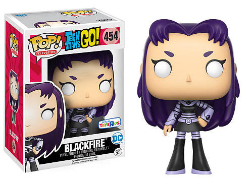 Blackfire (Teen Titans Go!) 454 - Toys R Us Exclusive  [Damaged: 7.5/10]
