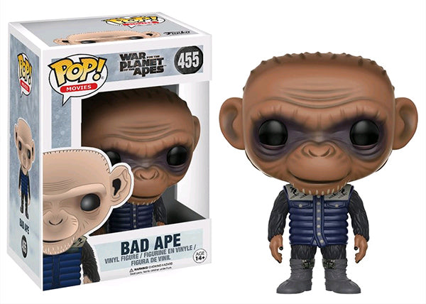 Bad Ape (Planet of the Apes) 455  [Damaged: 7.5/10]