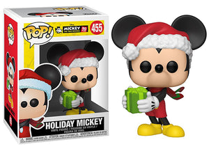 > Holiday Mickey 455