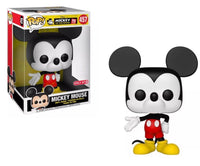 Mickey Mouse (Classic Color, 10-Inch) 457 - Target Exclusive  [Damaged: 7/10]