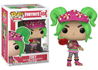 Zoey (Fortnite) 458