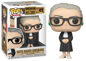 Ruth Bader Ginsburg (Icons) 45 [Damaged: 7/10]