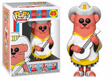 Poncho Punch (Otter Pops, Ad Icons) 45 [Damaged: 7/10]