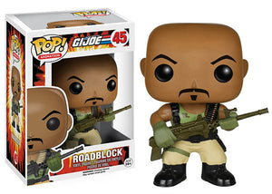 Roadblock (G.I. Joe) 45 Pop Head
