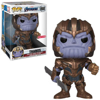 Thanos (10-Inch, Endgame) 460 - Target Exclusive  [Damaged: 7/10]
