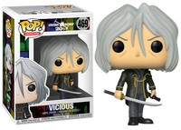 Vicious (Cowboy Bebop) 469  [Damaged: 7.5/10]
