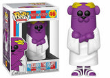 Alexander the Grape (Otter Pops, Ad Icons) 46 [Damaged: 7.5/10]