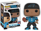 Cam Newton (Throwback, Carolina Panthers, NFL) 46 - Gamestop Exclusive  [Damaged: 6/10]