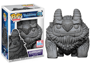 Aaarrrgghh!!! (Stone, Troll Hunters) 470 - 2017 Fall Convention Exclusive [Damaged: 6/10]