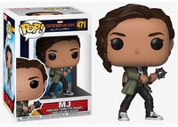 MJ (Spider-Man Far From Home) 471 [Damaged: 7/10]