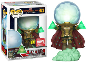 Mysterio (Light Up, Far From Home) 473 - Collector Corps Exclusive