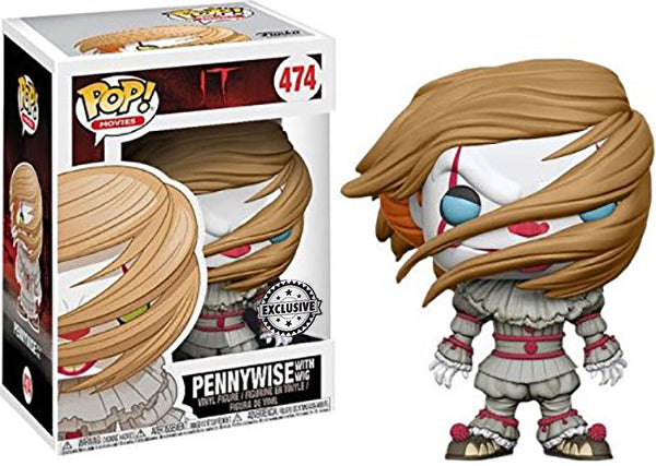 Pennywise (w/ Wig, IT) 474 - Australia Exclusive