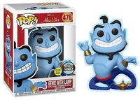Genie w/ Lamp (Glow in the Dark, Aladdin) 476 - Specialty Series