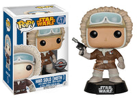 Han Solo (Hoth) 47 - GameStop Exclusive [Damaged: 7.5/10]
