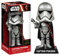 Funko Wacky Wobbler Captain Phasma [Box Condition: 8/10]